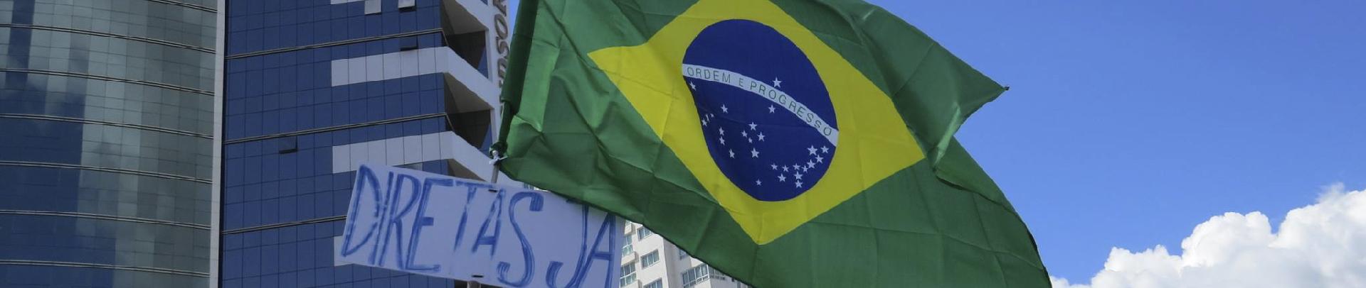 #OcupaBrasília